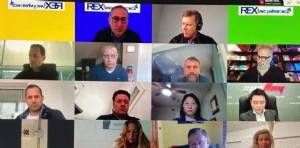 REX-International <br /> Virtual Meeting July 8-9
